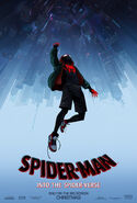 Spider-Man Into the Spider-Verse poster 002