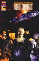 Star Trek First Contact Vol 1 1