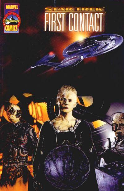 Star Trek: First Contact Vol 1 1