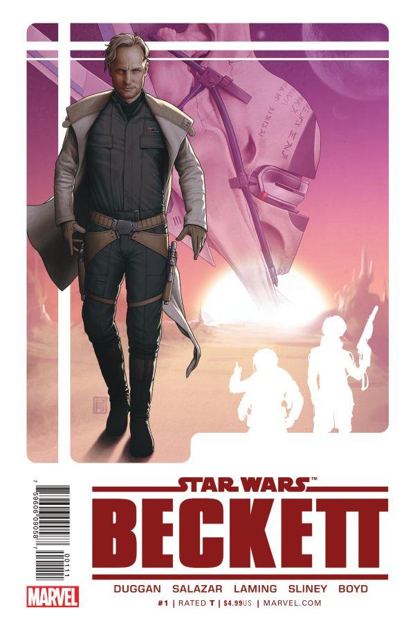 Star Wars: Beckett Vol 1 1