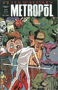 Ted McKeever's Metropol Vol 1 6