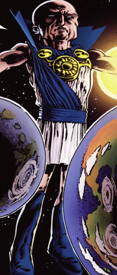 Uatu (Earth-103173)/Gallery