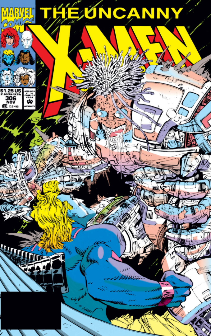 Uncanny X-Men Vol 1 306