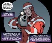 William Cross (Earth-616) from Hawkeye & Mockingbird Vol 1 1.png