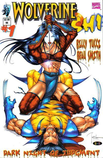 Wolverine/Shi: Dark Night Judgment Vol 1 1