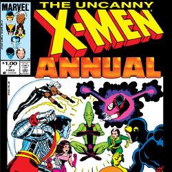 X-Men Annual Vol 1 7