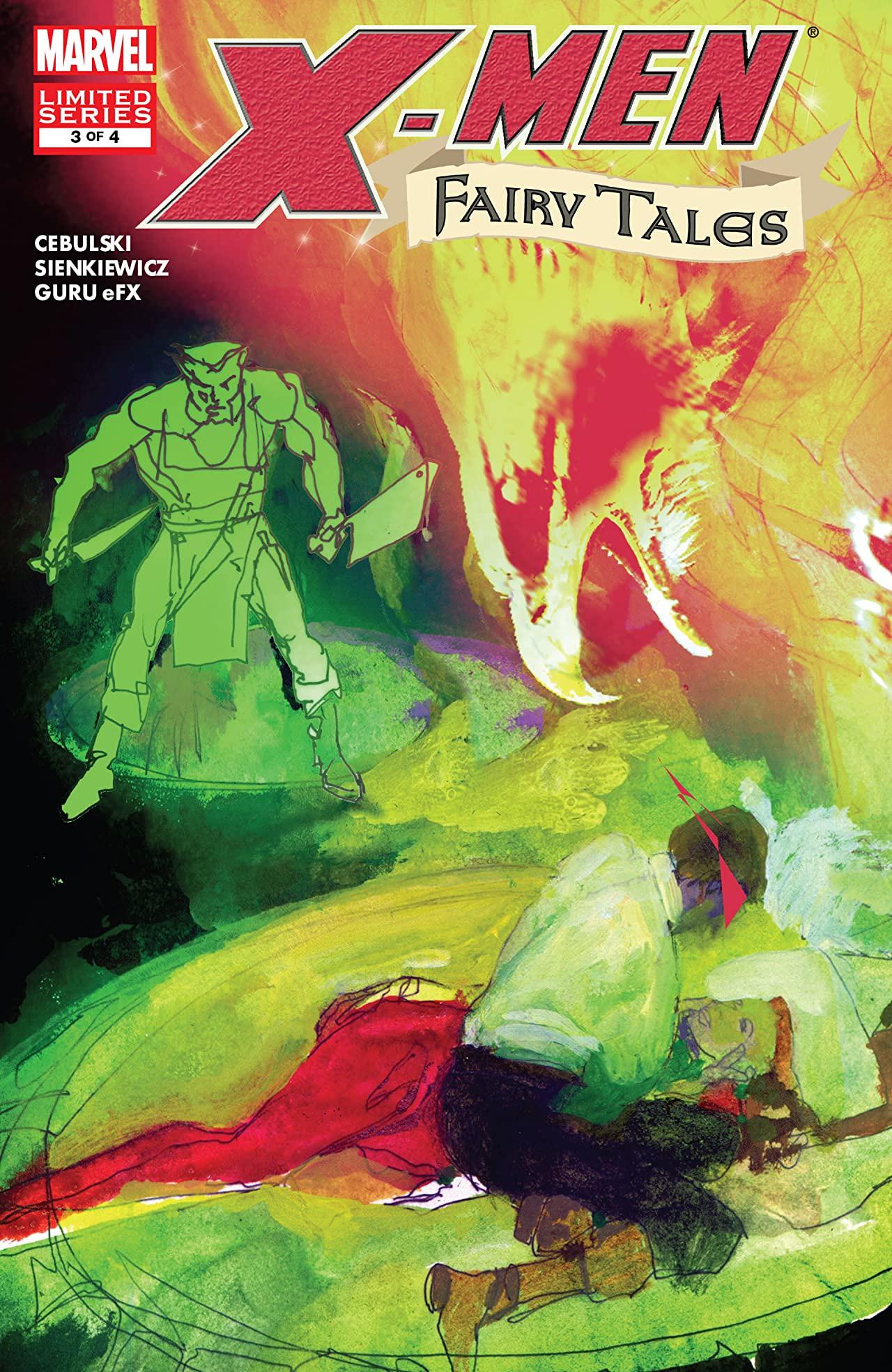 X-Men Fairy Tales Vol 1 3