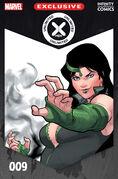 X-Men Unlimited Infinity Comic Vol 1 9