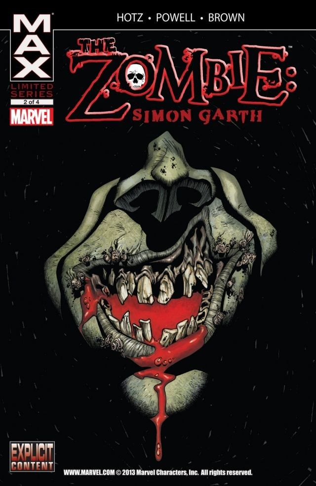 Zombie: Simon Garth Vol 1 2