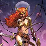 Aldrif Odinsdottir (Earth-616) from Guardians of the Galaxy Vol 3 6 cover.jpg
