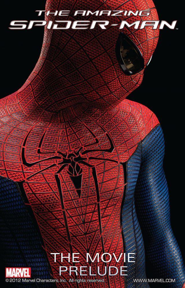 Amazing Spider-Man: The Movie Prelude TPB Vol 1