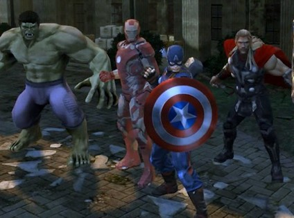 Avengers (Earth-TRN258)