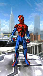 Benjamin Reilly (Earth-TRN461) from Spider-Man Unlimited (video game) 001.png