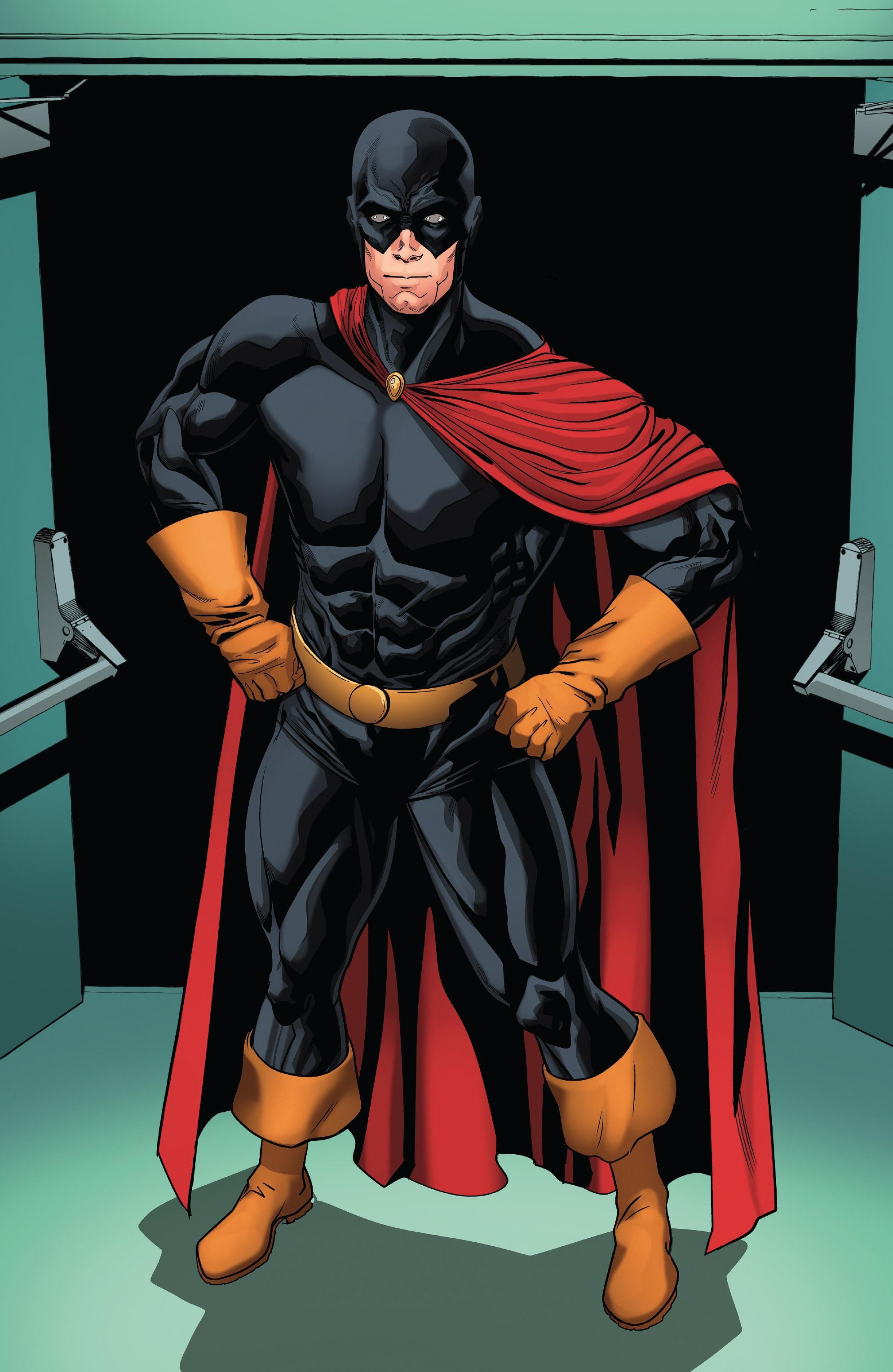 Black Marvel (Demon) (Earth-616)