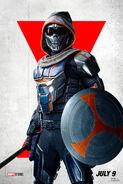 Black Widow (film) poster 016