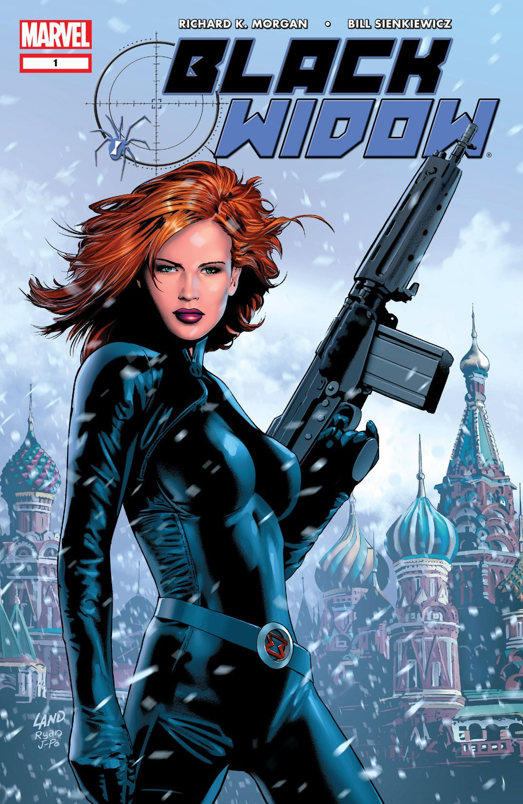 Black Widow Vol 3 1
