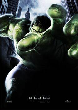 Bruce Banner (Earth-400083) from Hulk (film) Poster 0001.jpg