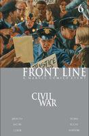 Civil War Front Line Vol 1 6