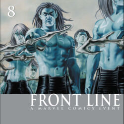 Civil War: Front Line Vol 1 8