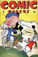 Comic Capers Vol 1 6