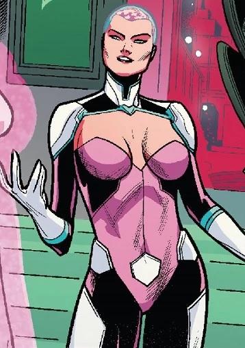Danielle Forte (Earth-616)