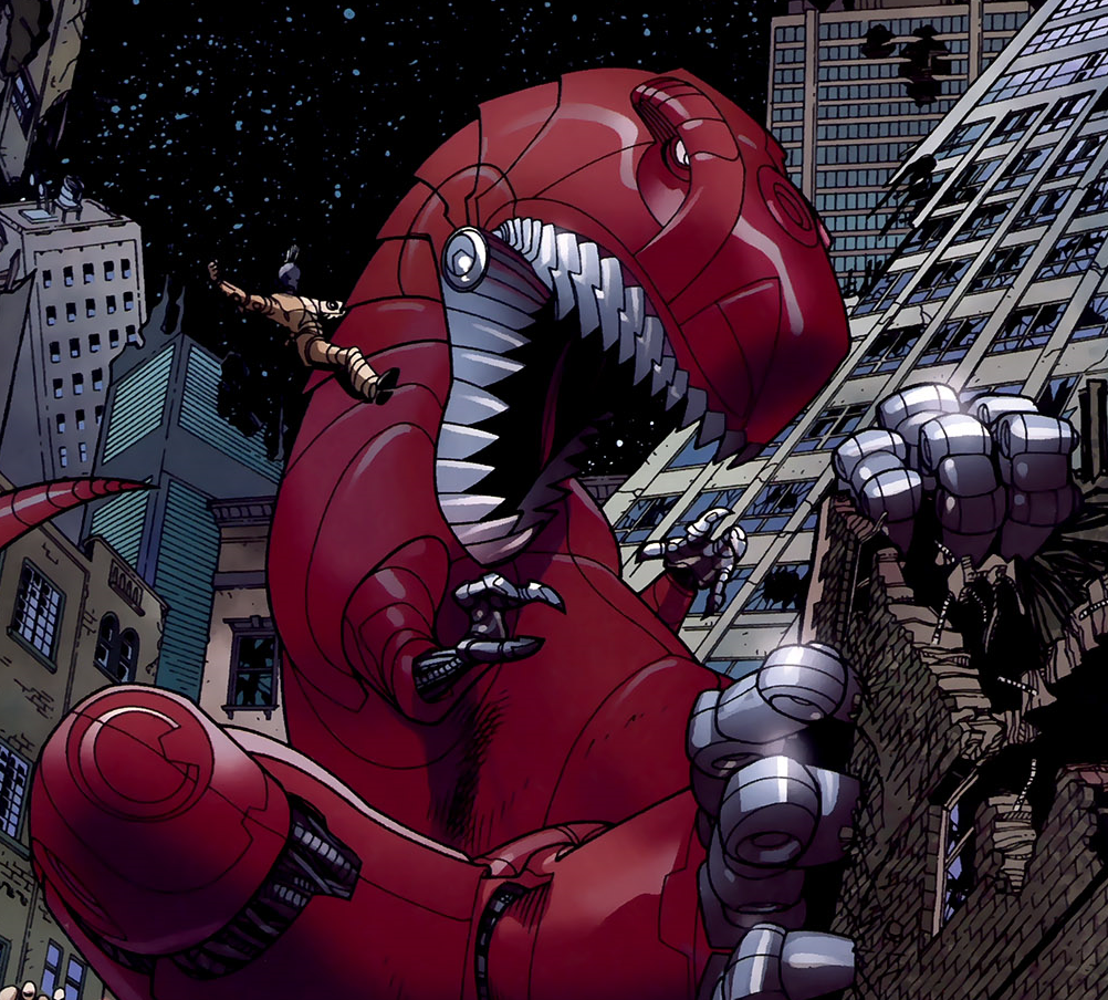 Devil Dinosaur (Earth-TRN157)