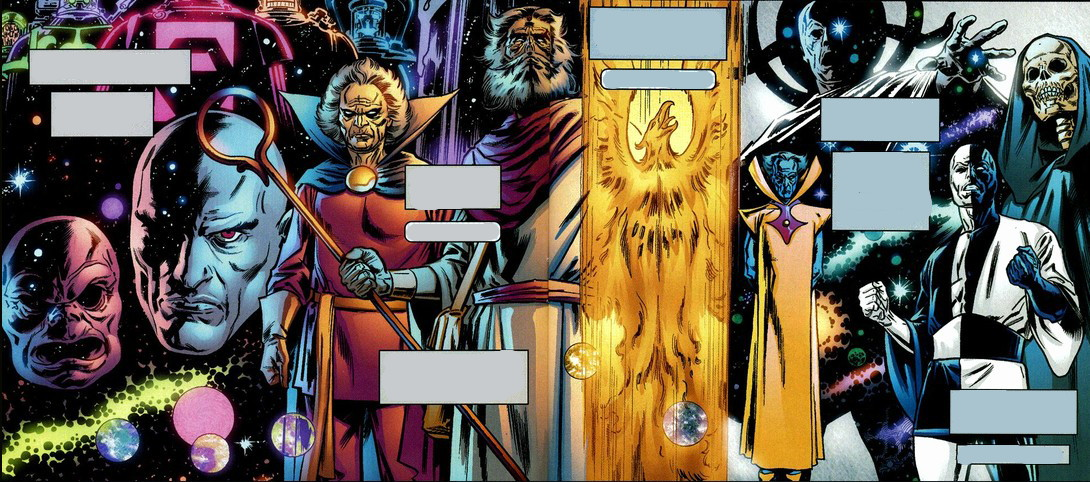 Elders of the Universe (Earth-9997)/Gallery