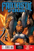 Fantastic Four Vol 4 12