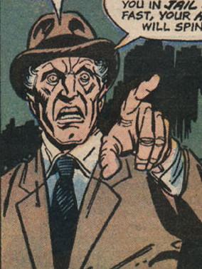 Ferguson Blaine (Earth-616)