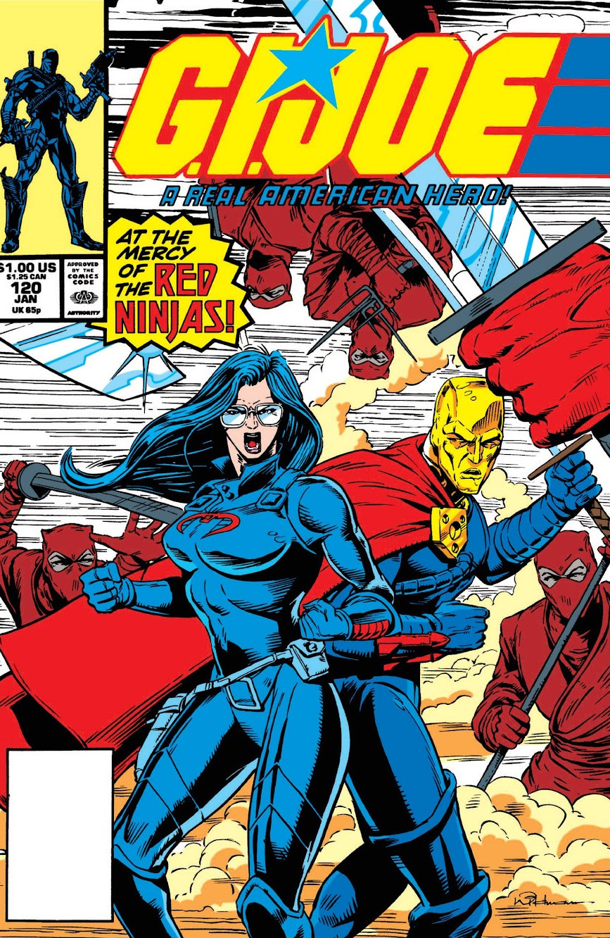 G.I. Joe: A Real American Hero Vol 1 120