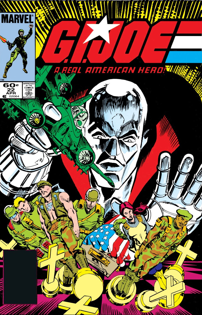 G.I. Joe: A Real American Hero Vol 1 22
