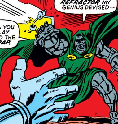 Gorm, Psionic-Refractor, Victor von Doom (Earth-616) from Fantastic Four Vol 1 116.jpg