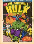 Hulk Comic (UK) Vol 1 53