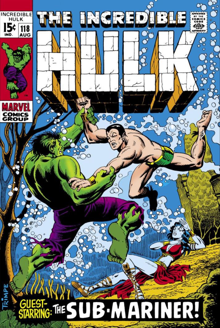 Incredible Hulk Vol 1 118