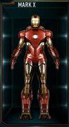 Iron Man Armor MK X (Earth-199999)