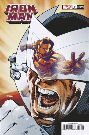 Iron Man Vol 6 9 Sinister Villains of Spider-Man Variant.jpg