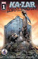 Ka-Zar Lord of the Savage Land Vol 1 1