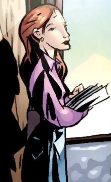 Karen Page (Earth-1610) from Ultimate Spider-Man Special Vol 1 1 002.jpg