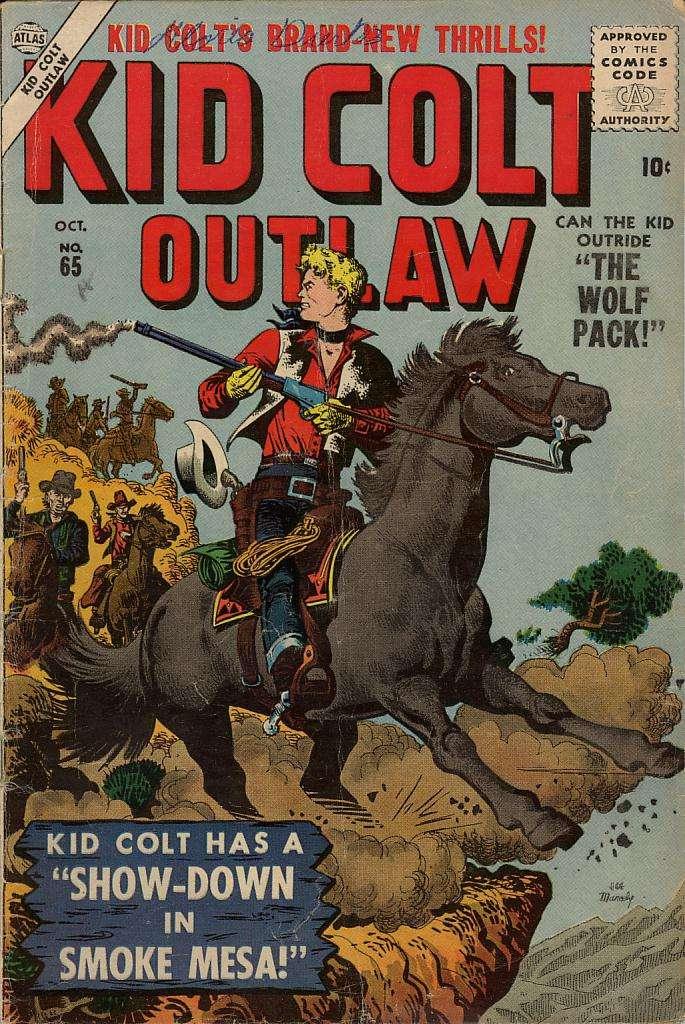 Kid Colt Outlaw Vol 1 65