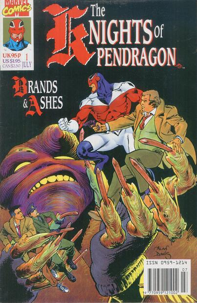 Knights of Pendragon Vol 1 1