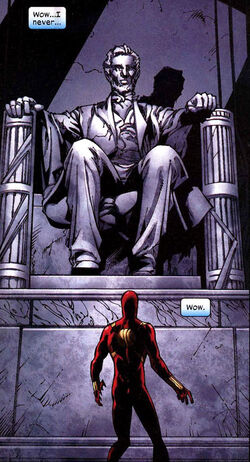 Lincoln Memorial (Earth-616) from Amazing Spider-Man Vol 1 531 0001.jpg