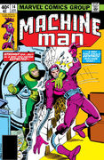 Machine Man Vol 1 14