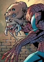 Man-Spider (Zabo's Mutates) (Earth-616)