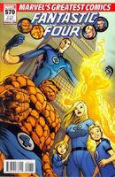 Marvel's Greatest Comics Fantastic Four Vol 1 1
