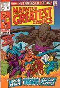Marvel's Greatest Comics Vol 1 27