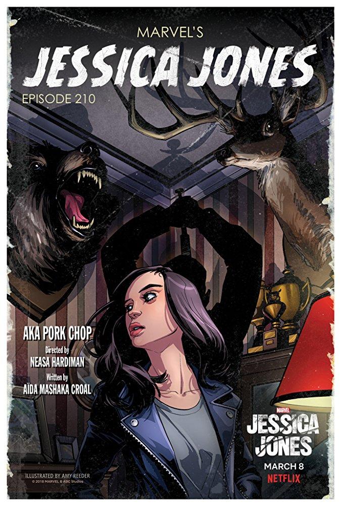 Marvel's Jessica Jones Season 2 10
