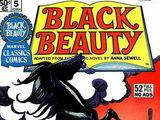Marvel Classics Comics Series Featuring Black Beauty Vol 1 1