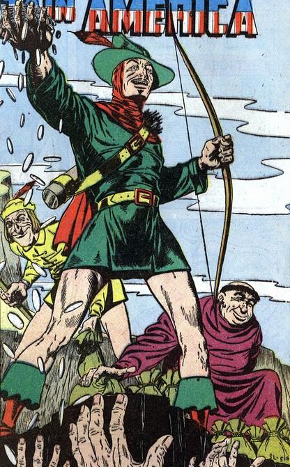 Merry Men (Blaine's Gang) (Earth-616)/Gallery