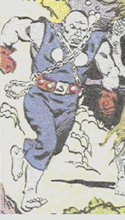 Mussels (Earth-616)