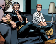 Namor McKenzie (Android) (Earth-81551)